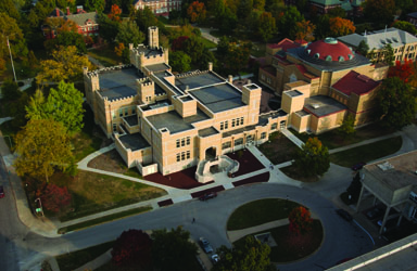 Aerial View of SIU